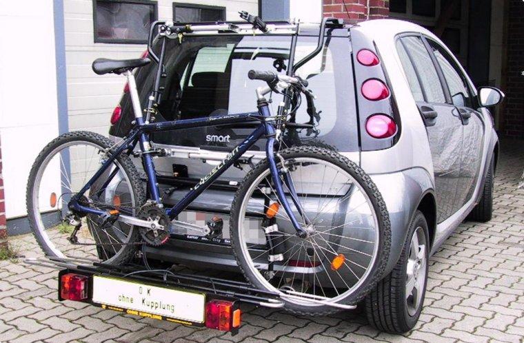 paulchen grundtr ger hecktr ger fahrradhecktr ger f r smart forfour 454 ebay. Black Bedroom Furniture Sets. Home Design Ideas